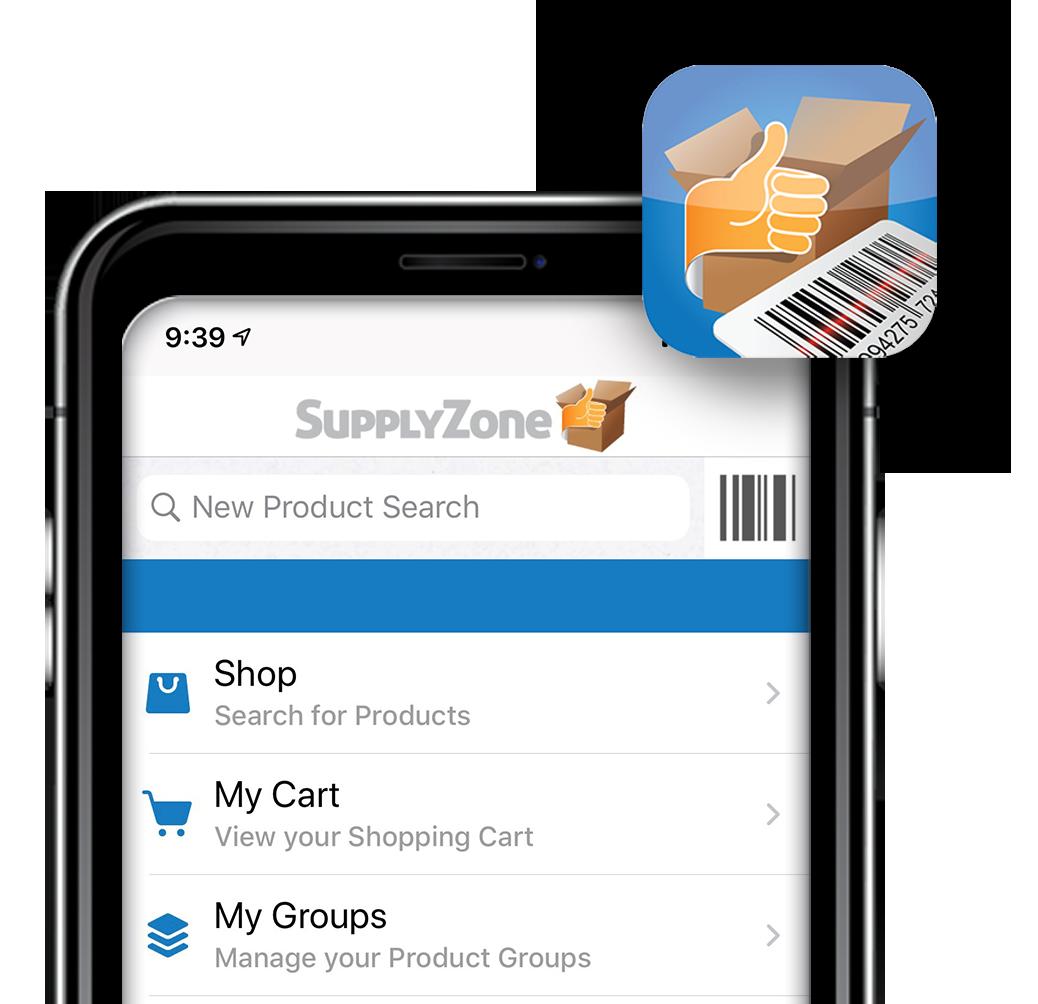 Supply Zone App
